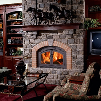 Watson's Fireplace & Patio - Wood Burning Fireplaces