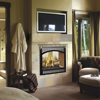 Gas Fireplace Makeovers. Watson