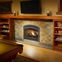 Gas Fireplaces /  Inserts