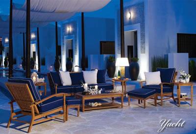 Summer Classics Yacht Collection Teak Patio Furniture Watsons - Fine patio furniture