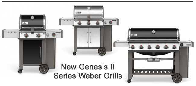 Weber Gas Grills Available at Watsons Patio and Garden Center Timonium