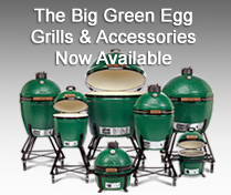 Big Green Egg Grills Now Available at Watsons