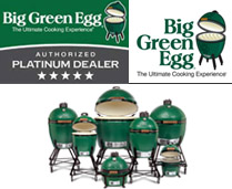 Big Green Egg Authorized Platinum Dealer, Watson's Fireplace and Patio