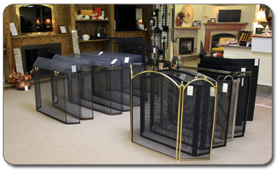 Fireplace Screens Watson s Accessories  Doors Tools Sets and