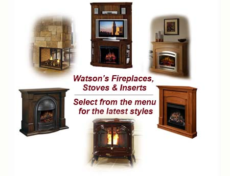 Watson's Fireplace & Patio - Fireplaces, Stoves, Inserts, Wood ...