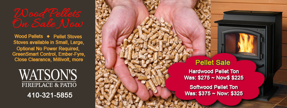 Wood Pellets On Sale Now.
