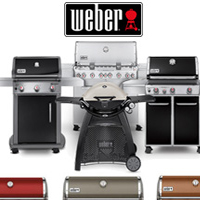 Weber Charcoal & Gas Grills