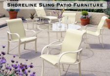 Shore Sling Patio Furniture