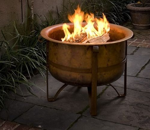 Jatex Acadia Wood Burning Firepit