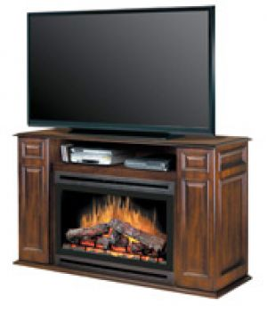 Media Console - Atwood Electric Fireplace