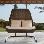 Skyline Celeste Double Hanging Chair
