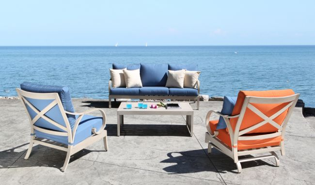 Cabana Coast Classic Deep Seating