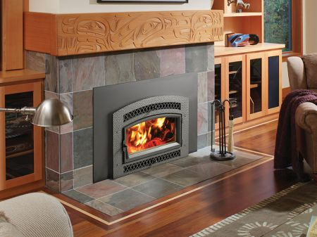 Fireplace Xtrordinair 33 Elite Plus Flush Wood Fireplace Insert