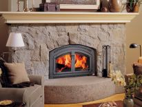 Fireplace Xtrordinair 44 Elite ZC Wood Fireplace