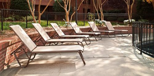 Aluminum Patio Furniture in Maryland Watson s Fireplace