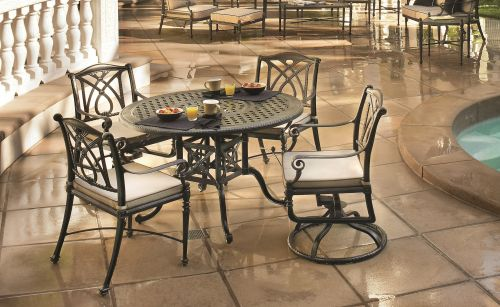 Aluminum Patio Furniture in Maryland: Watson's Fireplace and Patio