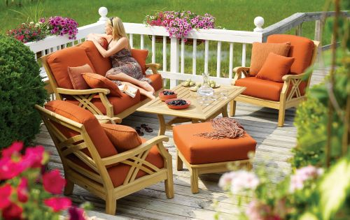 Teak Patio Furniture Watsons Fireplace and Patio