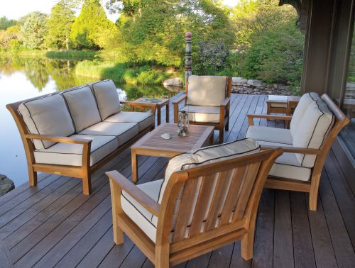 Kingsley-Bate Chelsea Deep Seating - Deep Seating Patio Furniture Maryland: Watson's Fireplace And Patio