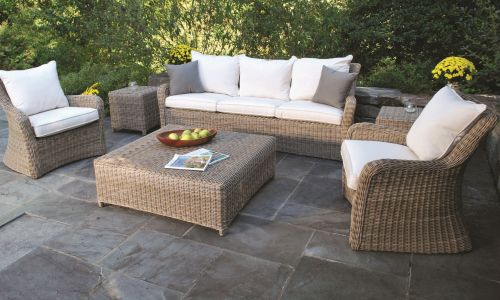 Wicker Patio Furniture Watson s Fireplace and Patio