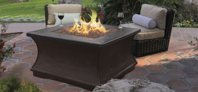 California Outdoor Concepts Monterey Firepit