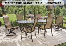 Montreux Sling Patio Furniture