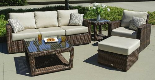 Ratana Portfino Deep Seating