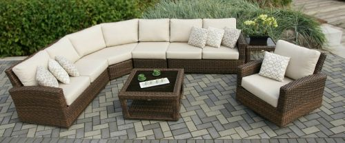 Sectionals Patio Furniture Watsons Fireplace and Patio