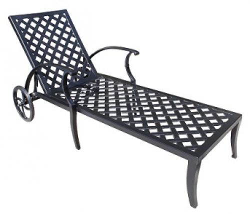 Cabana Coast Pure Chaise