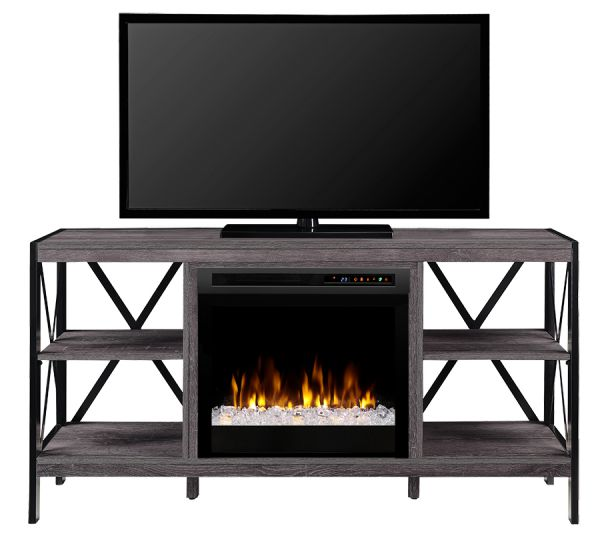 Media Console - Ramona Electric Fireplace