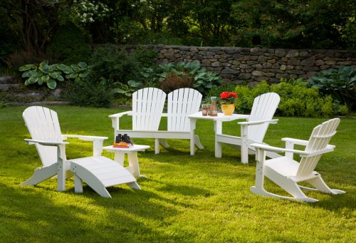 Seaside Casual Adirondack Collection