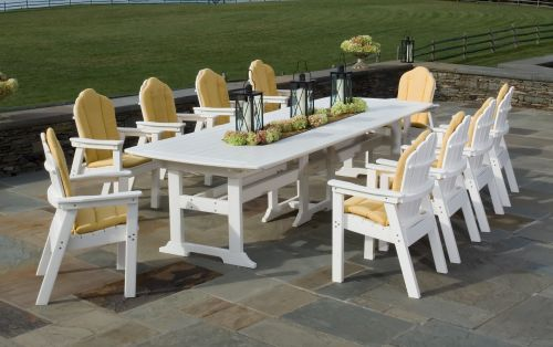 Seaside Casual Portsmouth Rectangular Dining