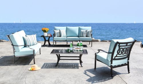 Cabana Coast Verona Deep Seating