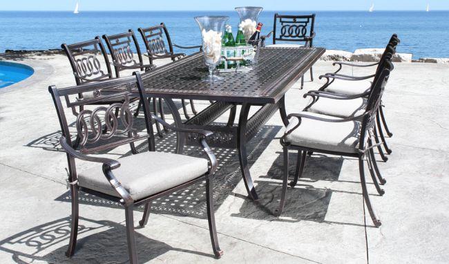Cabana Coast Verona Dining