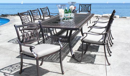Charmant Cabana Coast Verona Dining