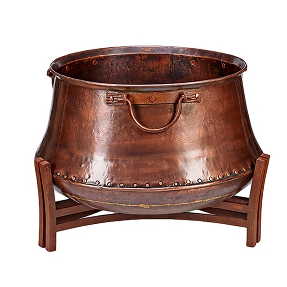 ANATOLIA COPPER FIRE PIT 36 Inch Large
