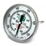 Big Green Egg Grill Temperature 3-Inch Dial Gauge