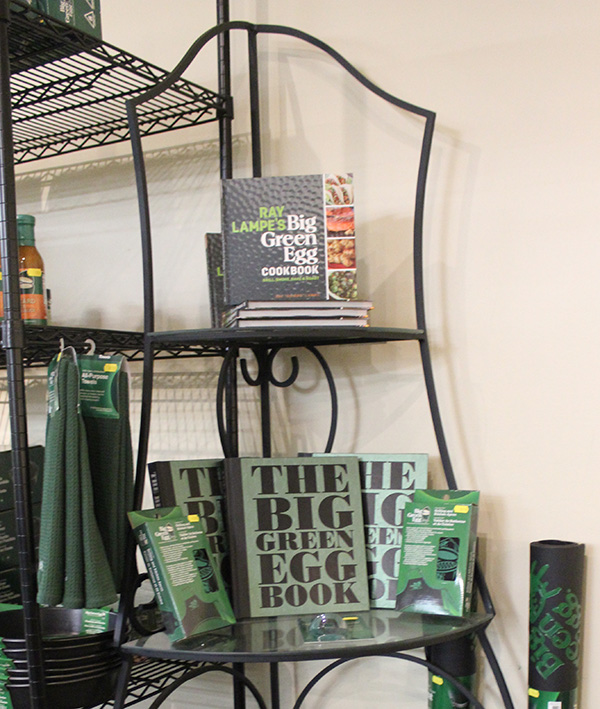 Big Green Egg Grill Cookbooks