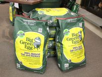Big Green Egg Grill Charcoal