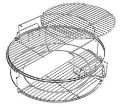 Big Green Egg Grill Racks, Fire Grates, EGGspander, convEGGnators