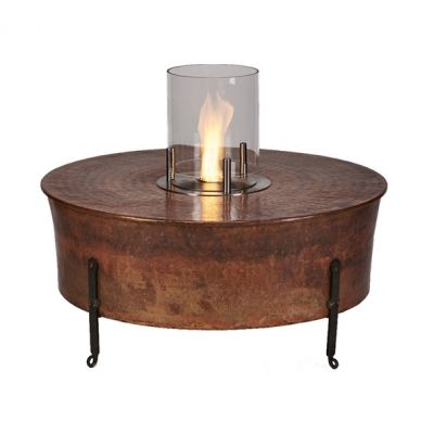 Cuprum Accent Fire Pit by Jatex