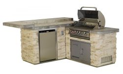 Custom Kitchen Junior Gourmet BBQ