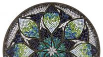 KNF NEILLE OLSON MOSAIC OUTDOOR TABLE - BELCARRA