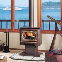Lopi Answer Freestanding Wood Stove