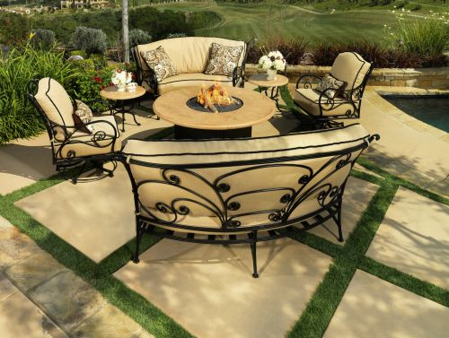 Deep Seating Patio Furniture Maryland Watson s Fireplace and Patio