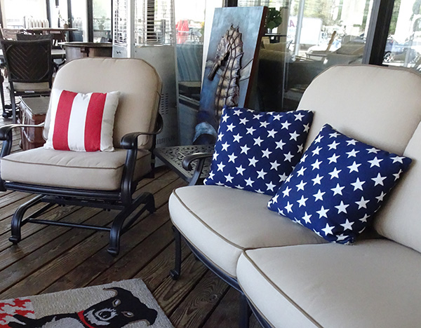 Patriotic Decorative Throw Pillows