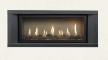 Sale 3615 HO 33K btu GSR2 – Natural Gas Fireplace Burn Unit