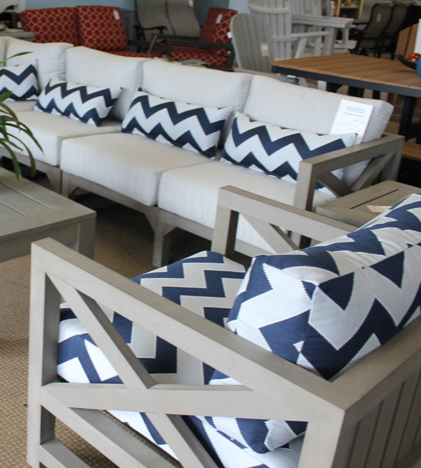 Chevron Zigzag Throw Pillows and Replacement Cushions