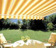 Sunlight Retractable Awning