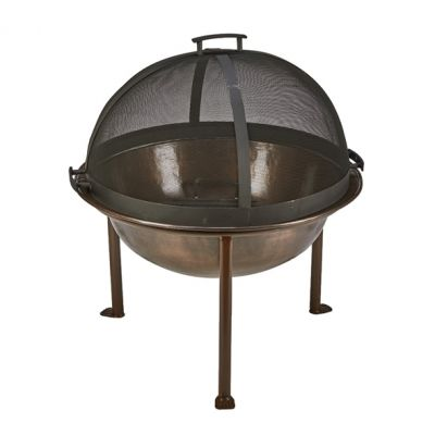 TOROS FIRE PIT WITH MESH - 30""
