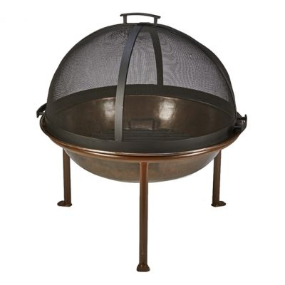 TOROS FIRE PIT WITH MESH - 36""